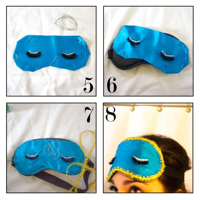 DIY | Breakfast at Tiffany's Mask