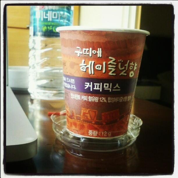 korean coffee