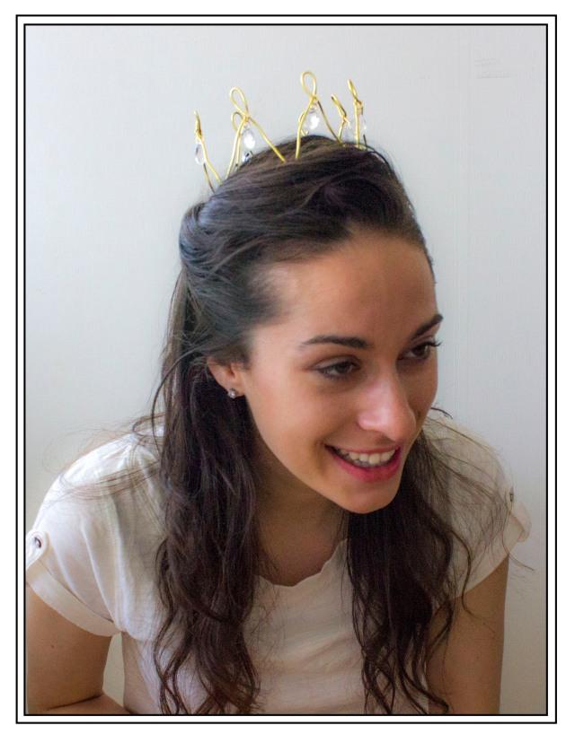Lusting for Lavish | DIY Birthday Crown