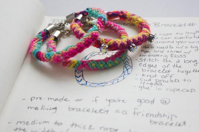DIY|Friendship 'Bangle'