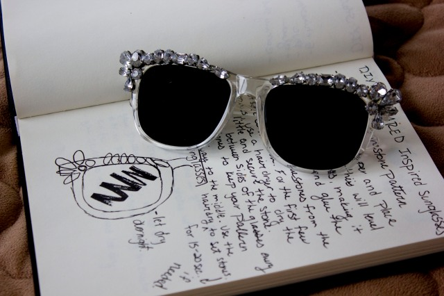 DIY| Dsquared Sunglasses