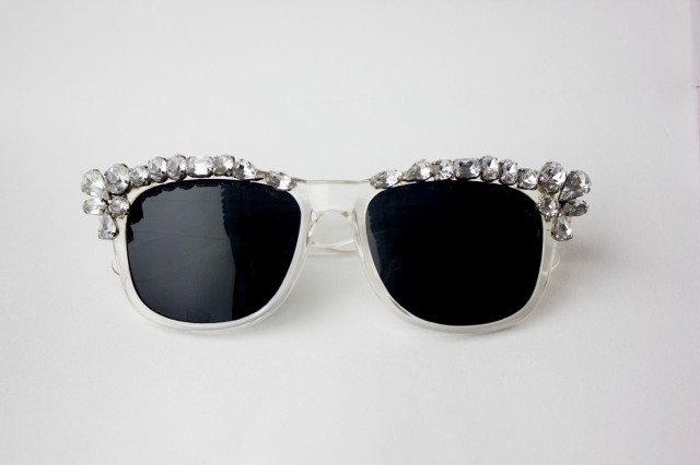 DIY| Dsquared Inspired Sunglasses