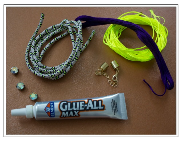 DIY| Wrapped Bracelet Supplies