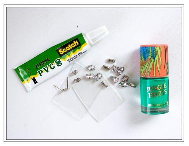 DIY| Shourouk Earrings