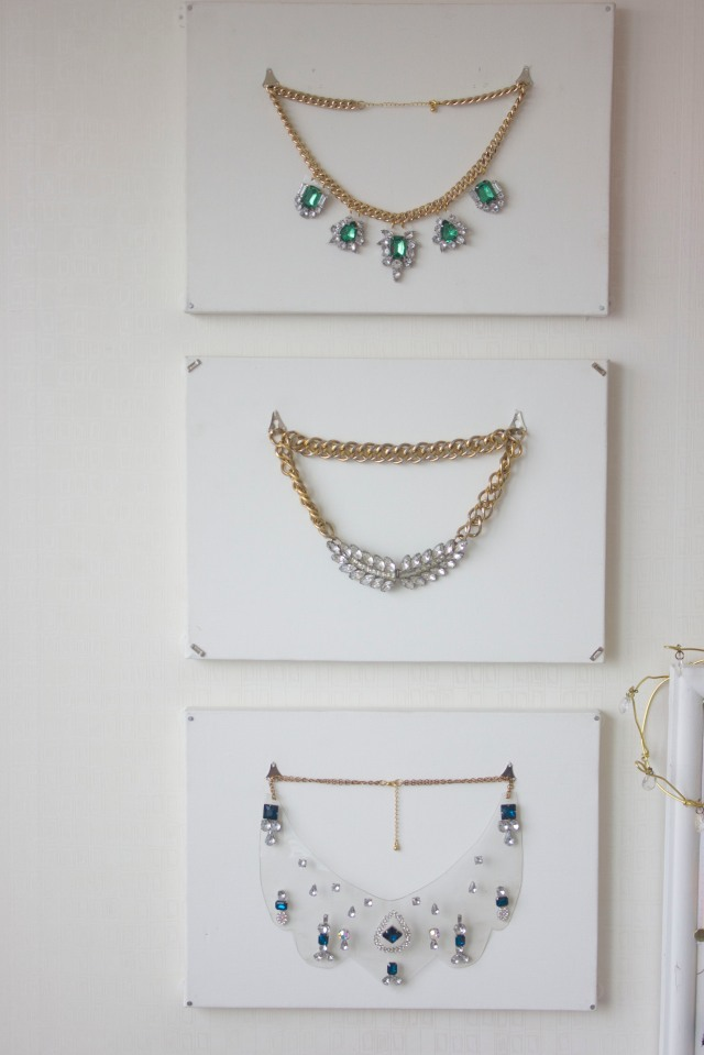 DIY| Jewelry Frame