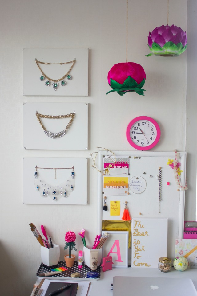 DIY|Jewelry Frame