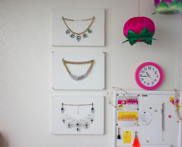 DIY| Jewelry Frames