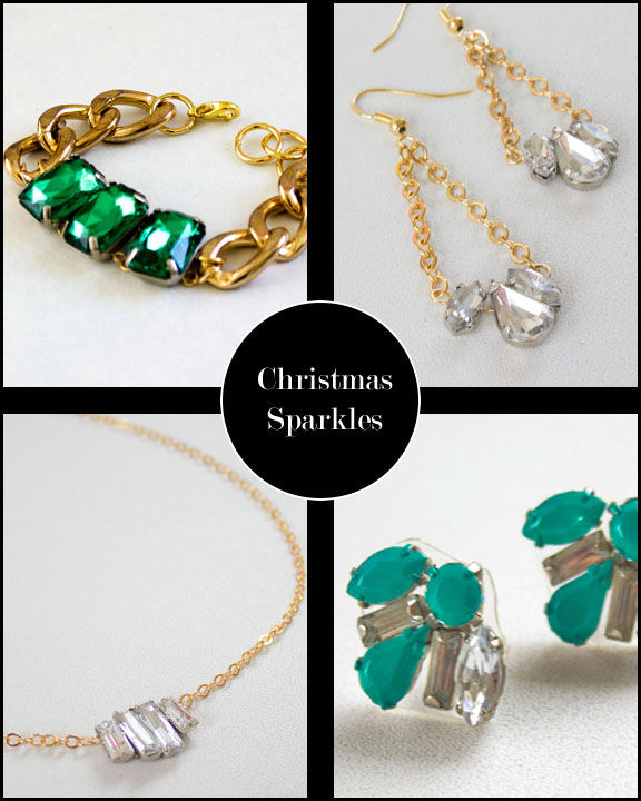 Sparkly Christmas Gifts
