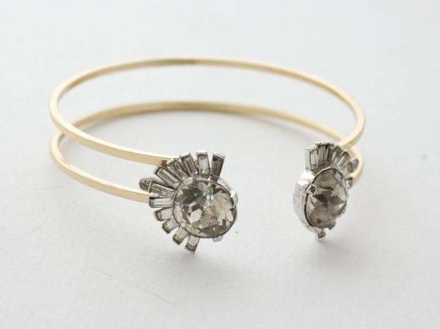 DIY| Vintage Bracelet